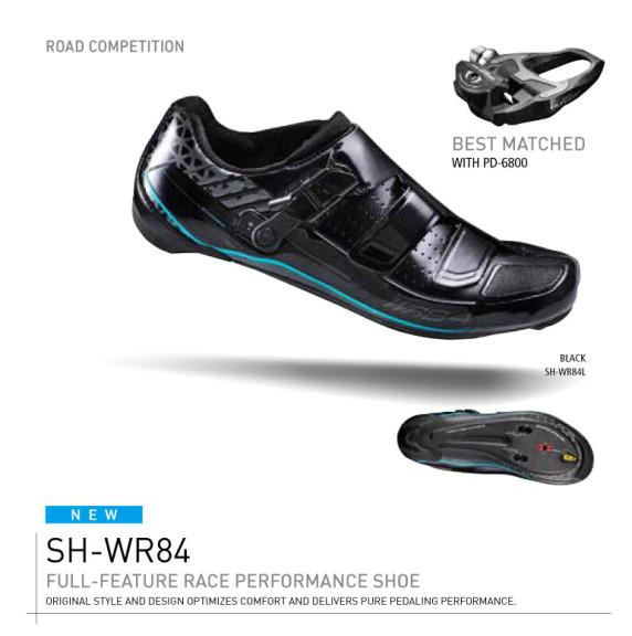 Shimano WR84 women's road shoe