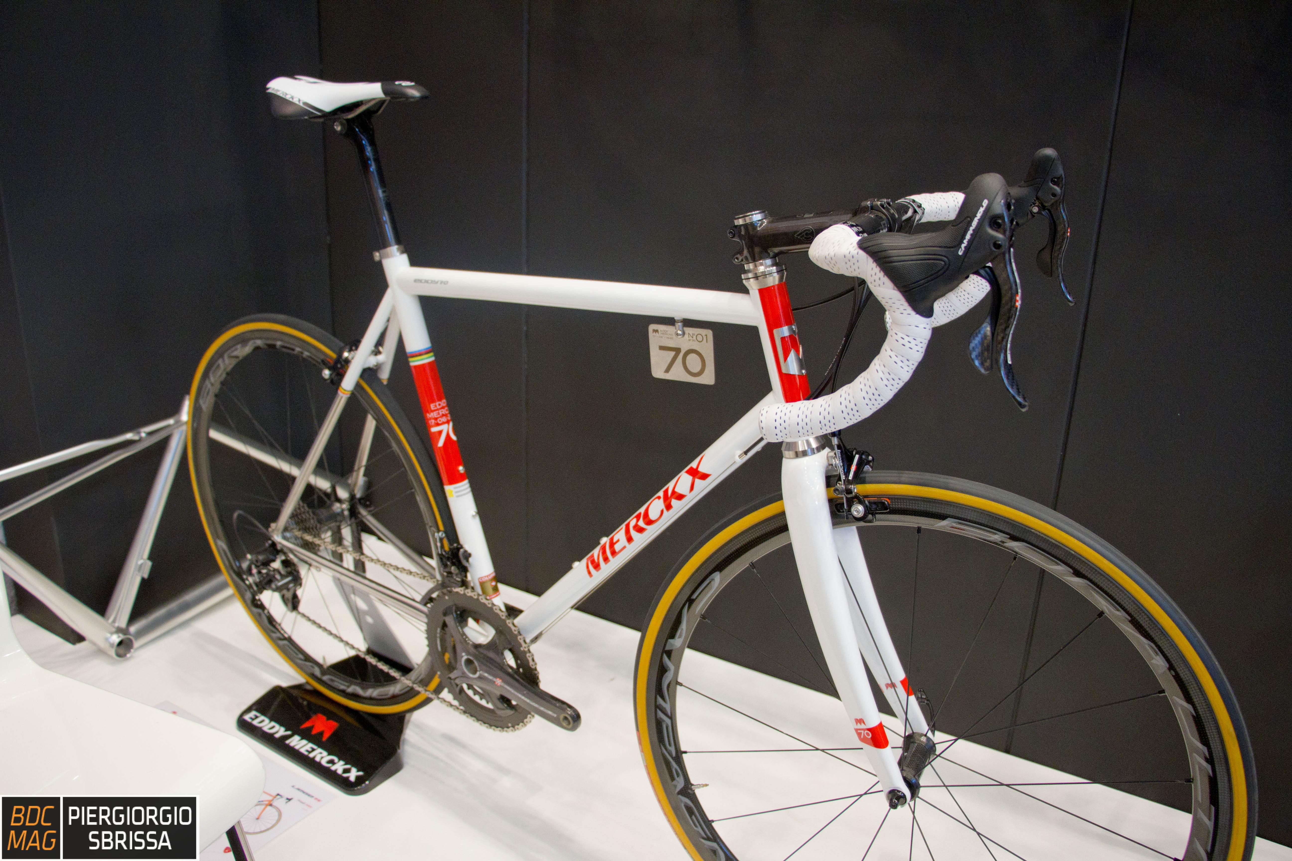 Eurobike 2015: Merckx