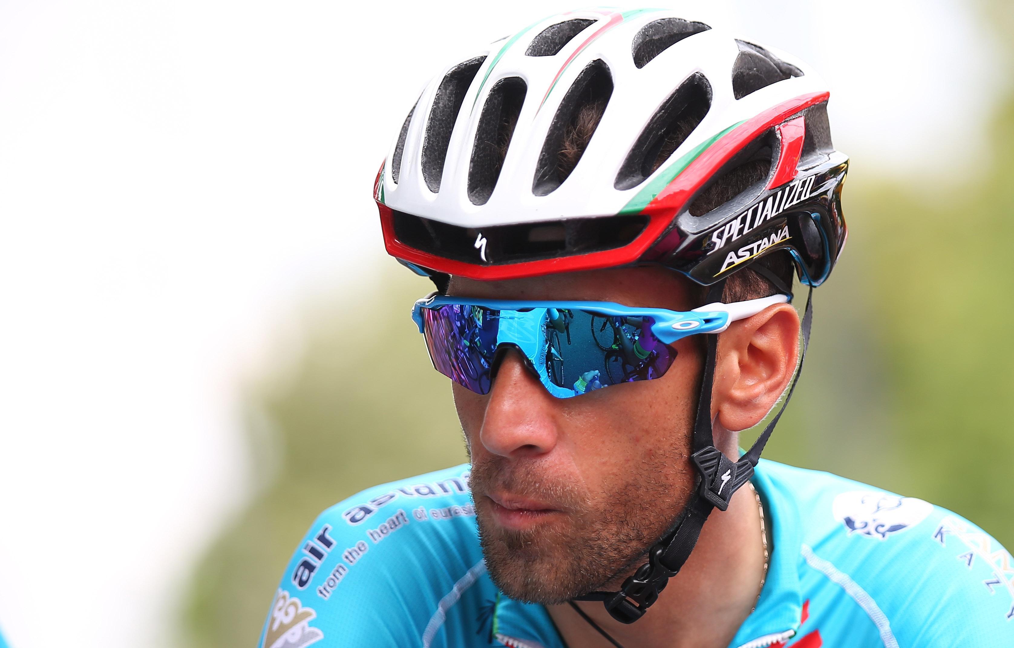 Nibali fuori dalla Vuelta