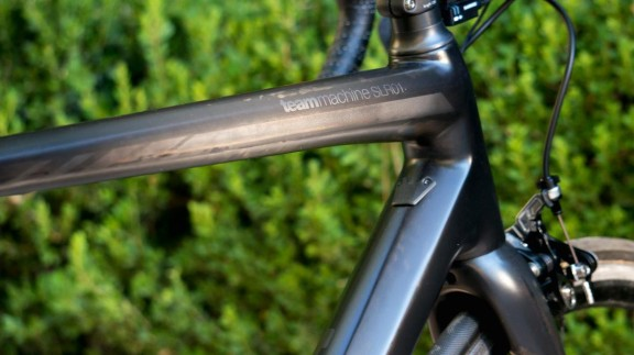 Detail Top Tube