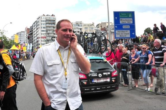 2012, Tour de France, tappa 01 Liegi - Seraing, Acquarone Michele, Liegi