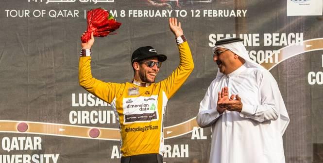Mark Cavendish vince il Tour del Qatar per la seconda volta