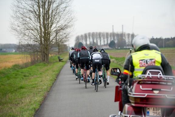 Trek Domane launch, Kortrijk, Belgium, April 4. 2016