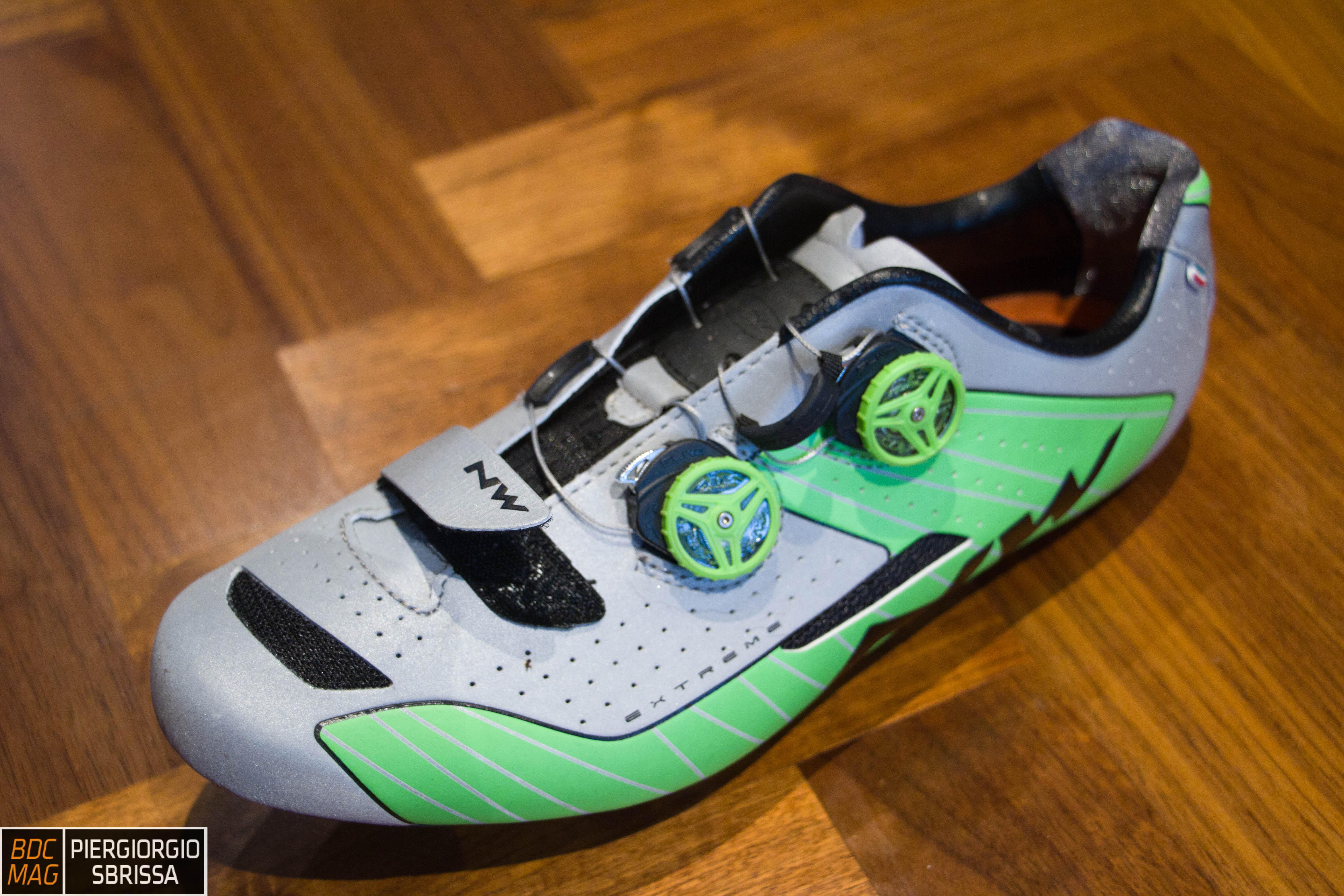 test scarpe