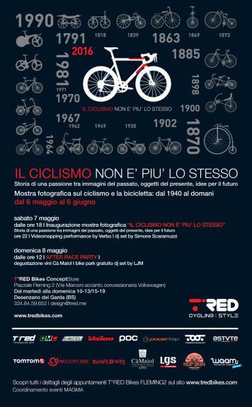 Il ciclismo_T°RED Bikes