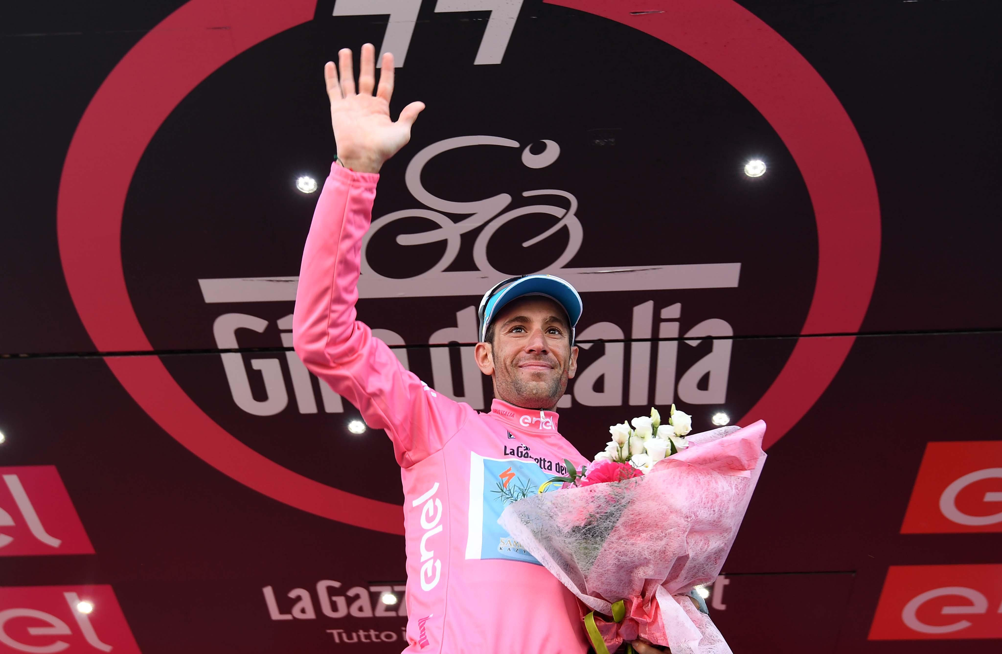 Il Giro è di Nibali