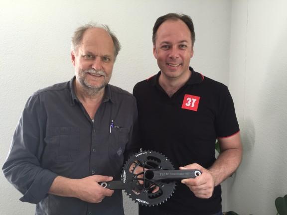 Rene Wiertz 3T CEO & Thomas Mertin THM Founder