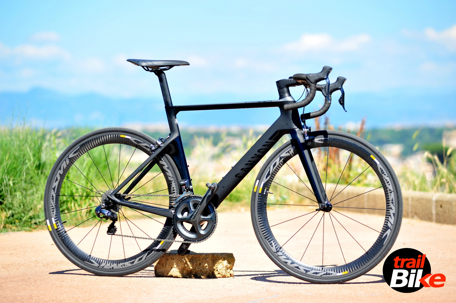 [Test] Canyon Aeroad CF SLX 7.0