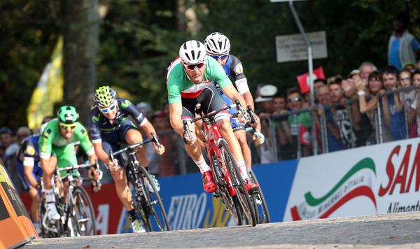 Giacomo Nizzolo vince la 100a edizione del GranPiemonte