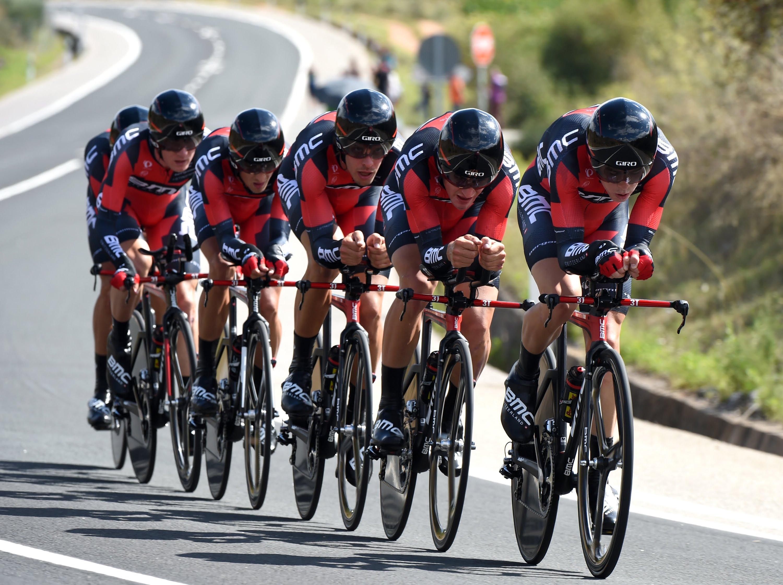 L'UCI reagisce sulla cronosquadre al mondiale