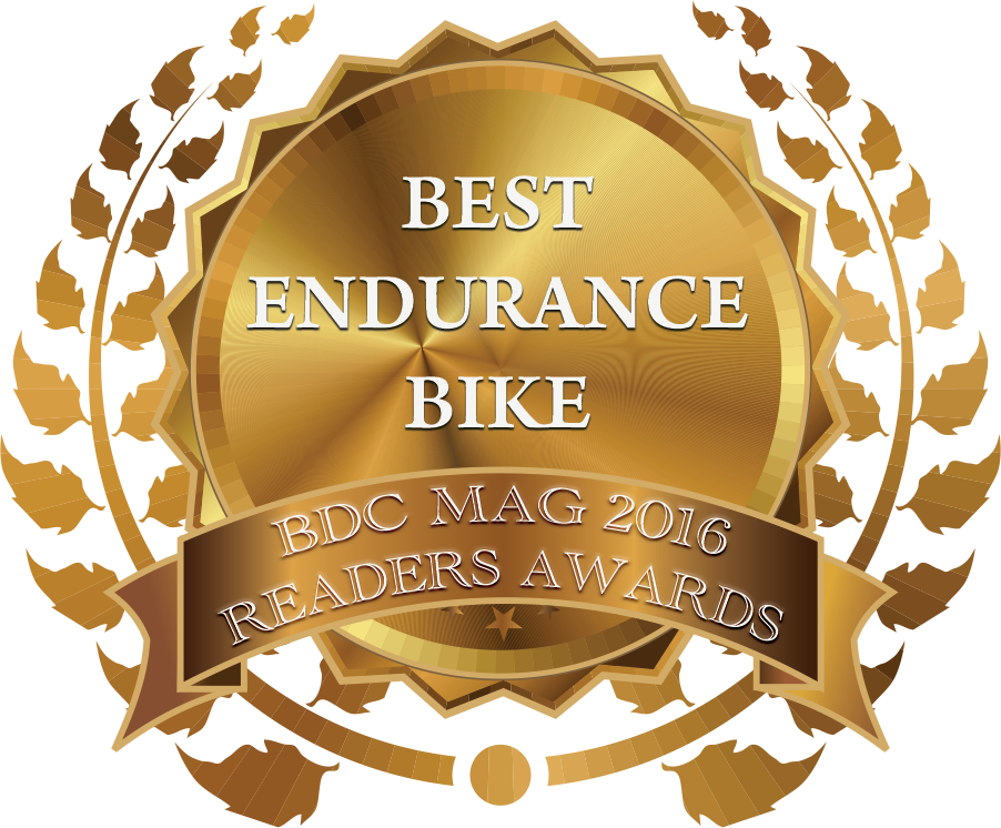 BDC-MAG Awards 2016: Best Endurance Bike