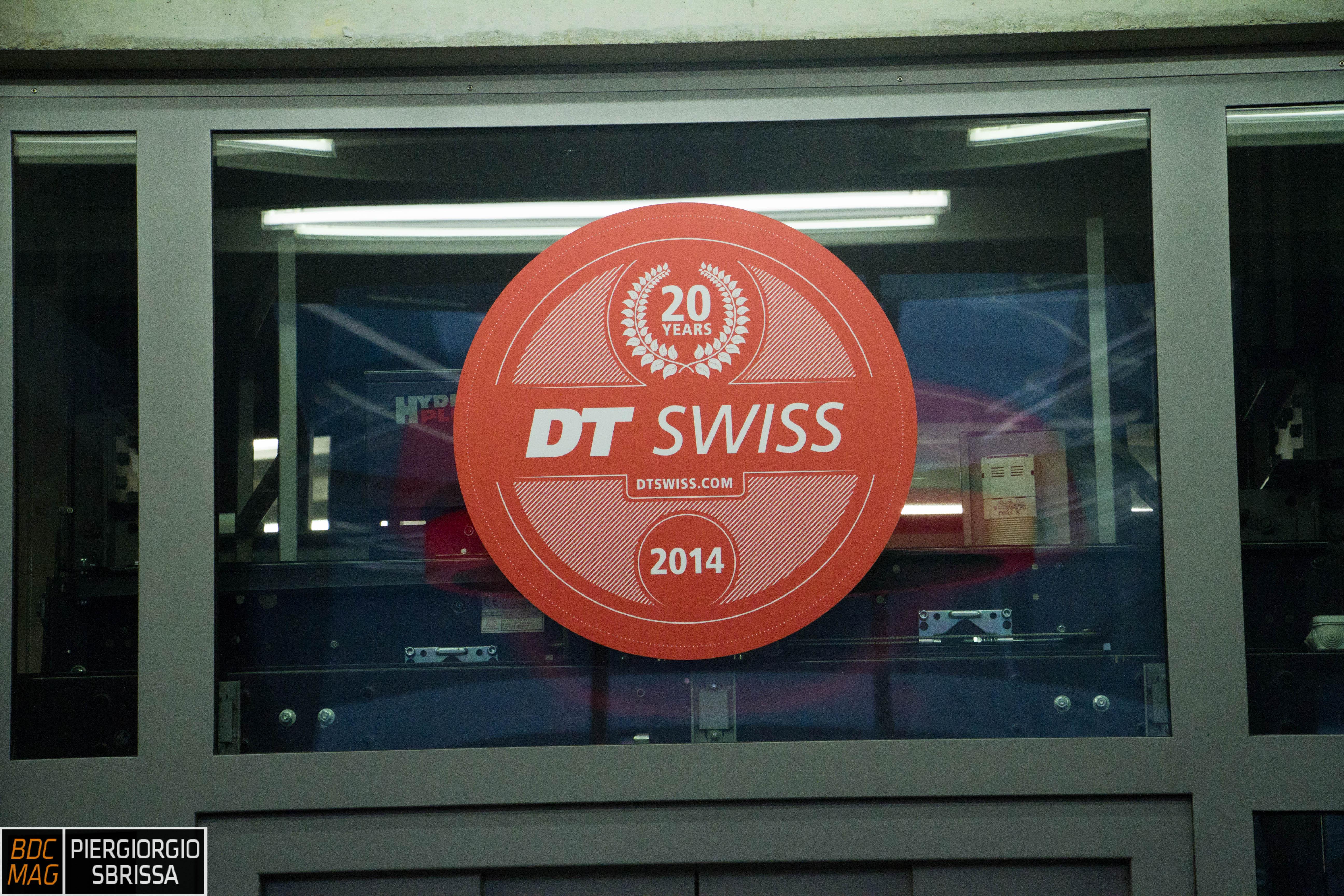 Visita a DT Swiss