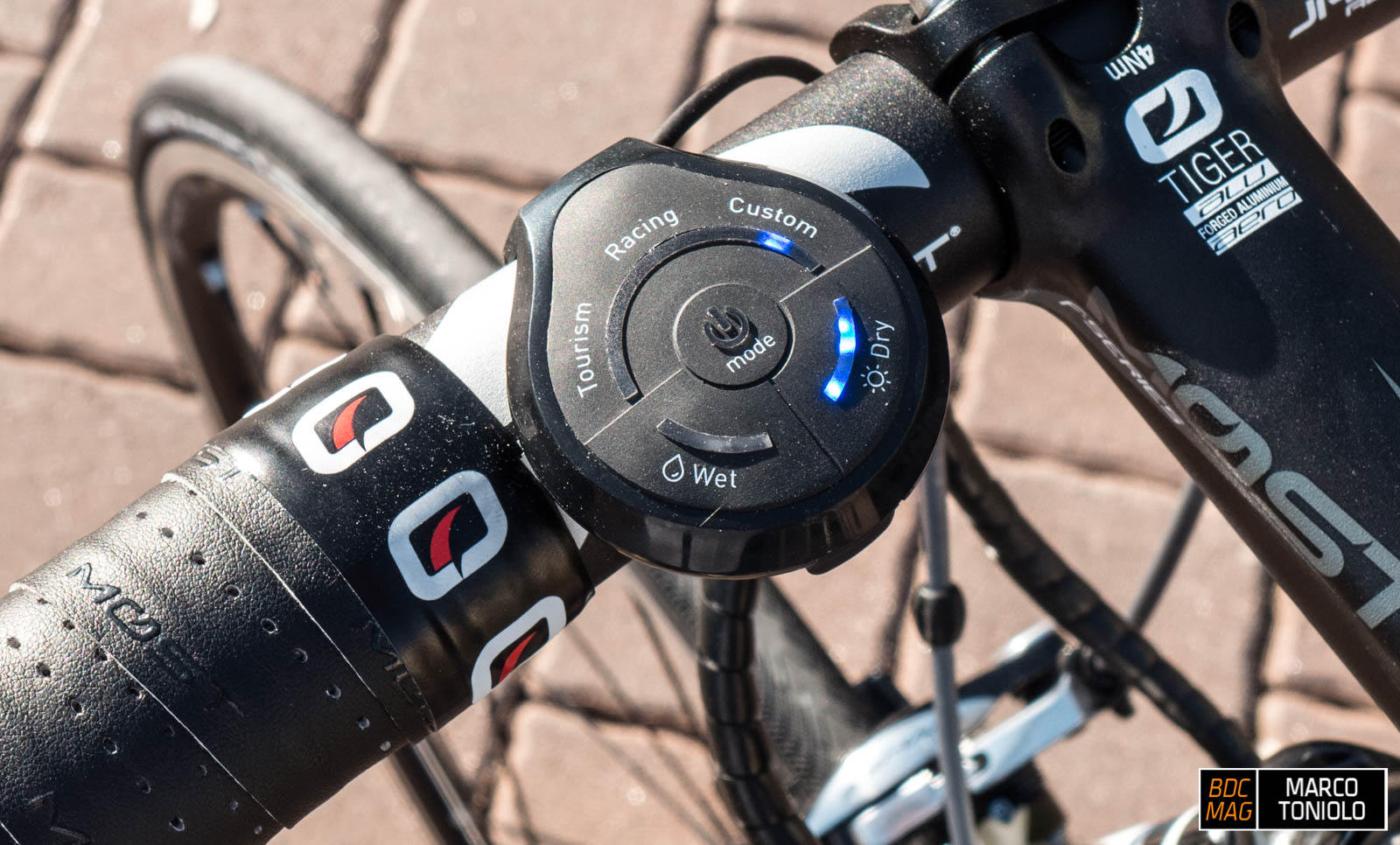 Sixth Sense, sistema ABS per ciclisti