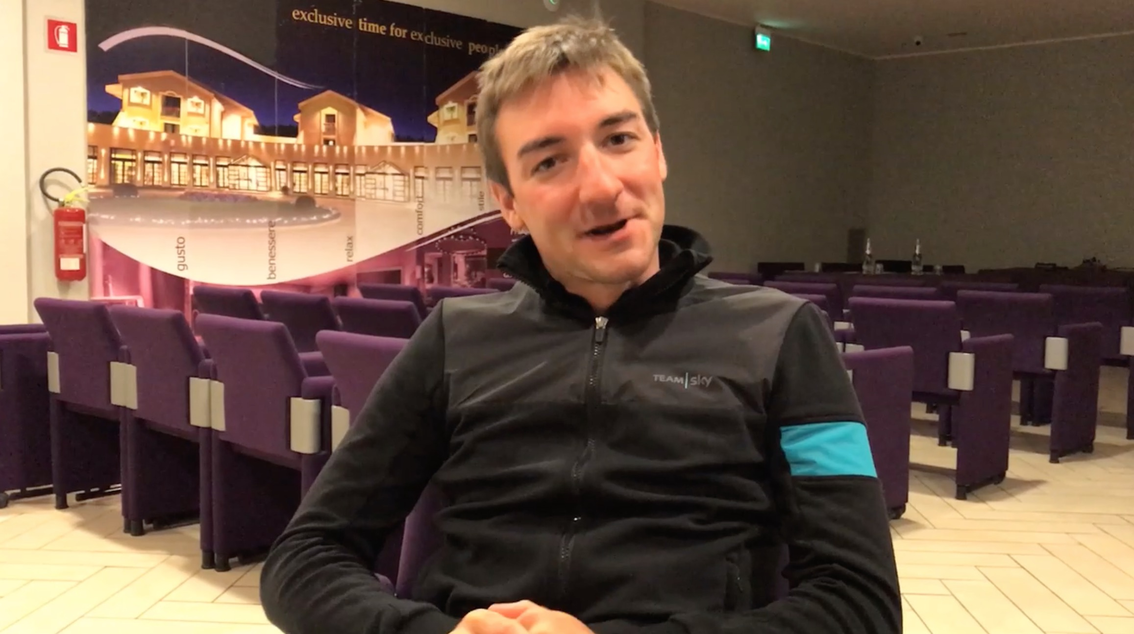 Elia Viviani parla di bici, allenamento e alimentazione