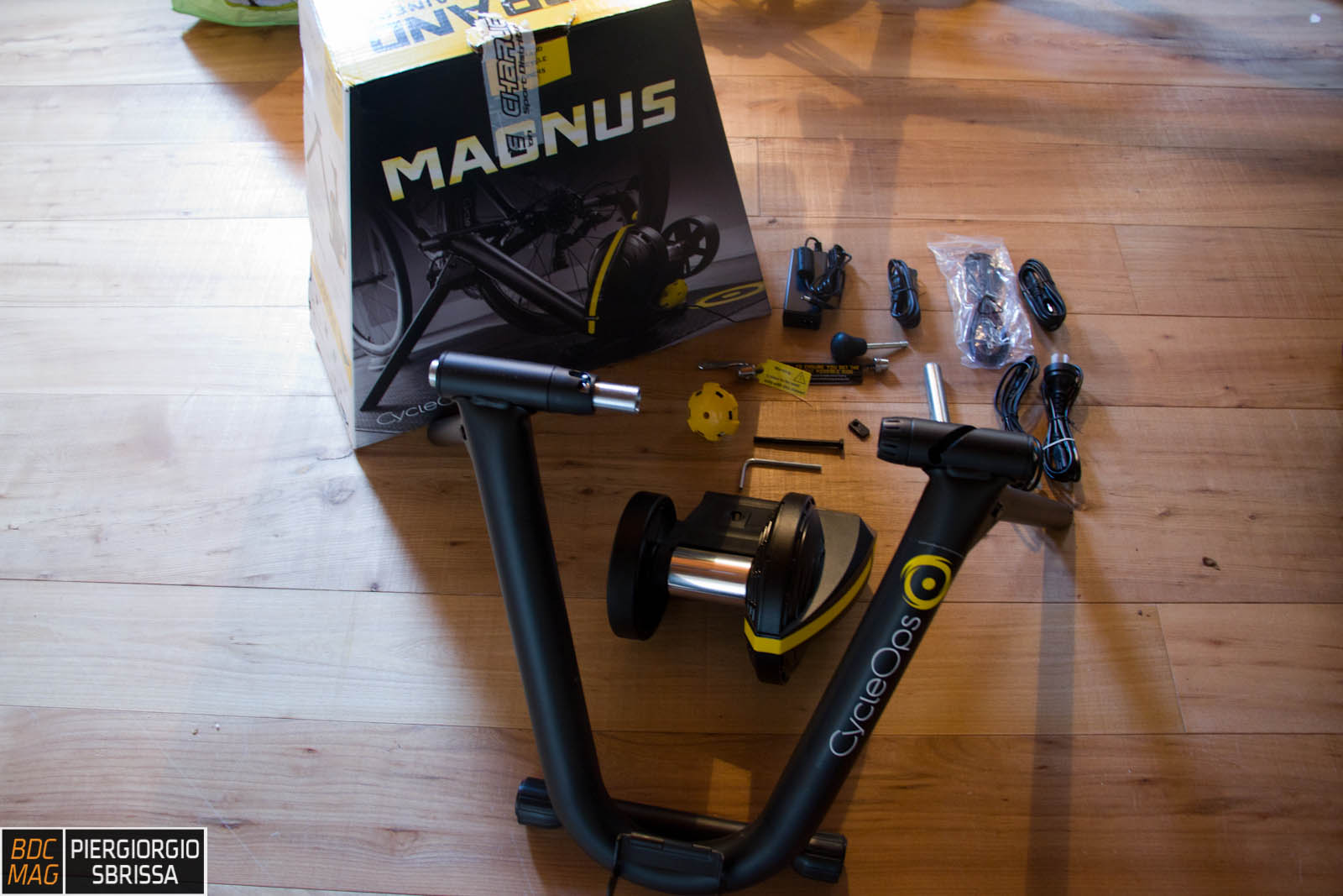 [Test] CycleOps Magnus Trainer