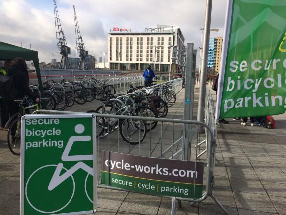 2 Bike Parking