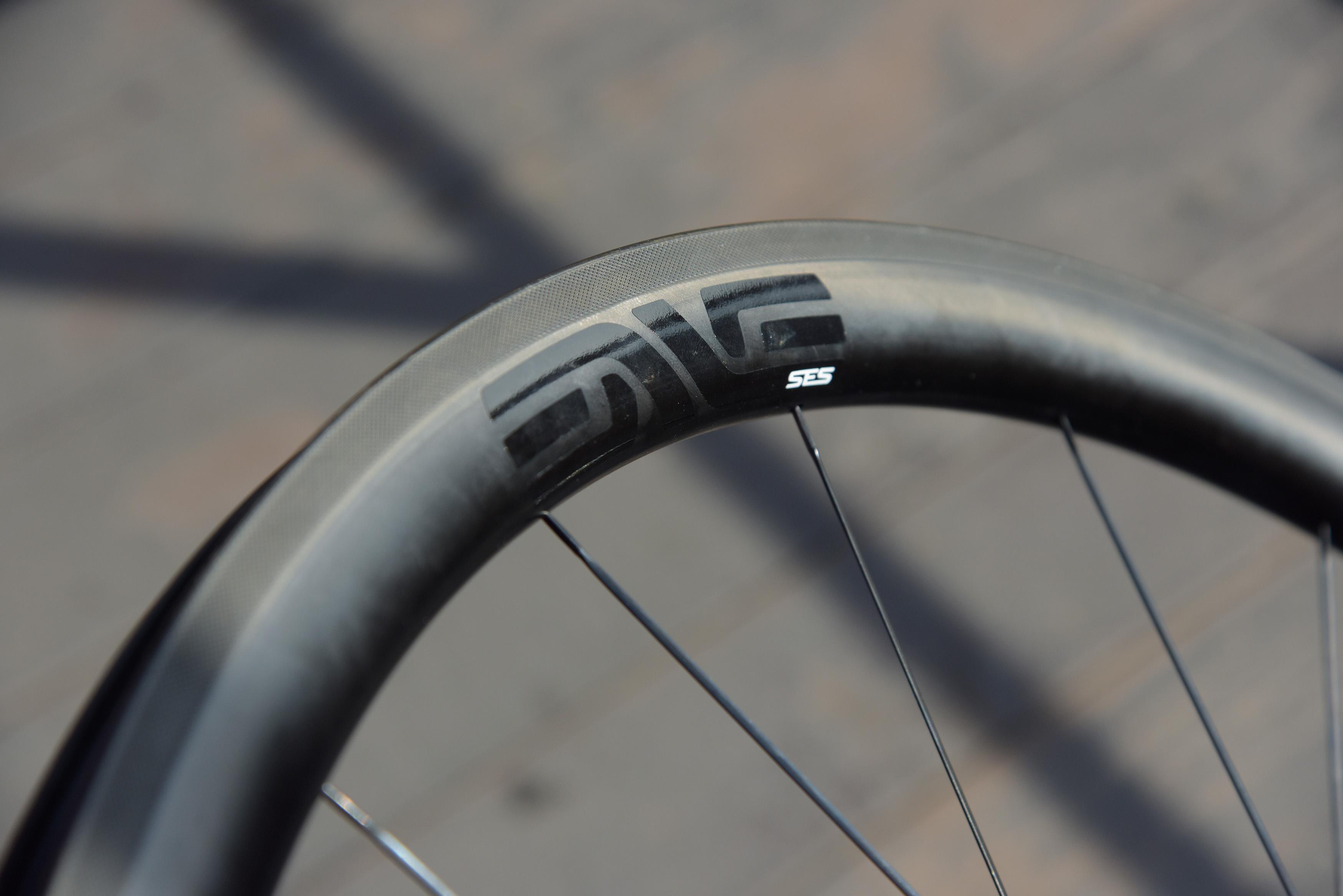 Presentazione ruote ENVE SES 3.4