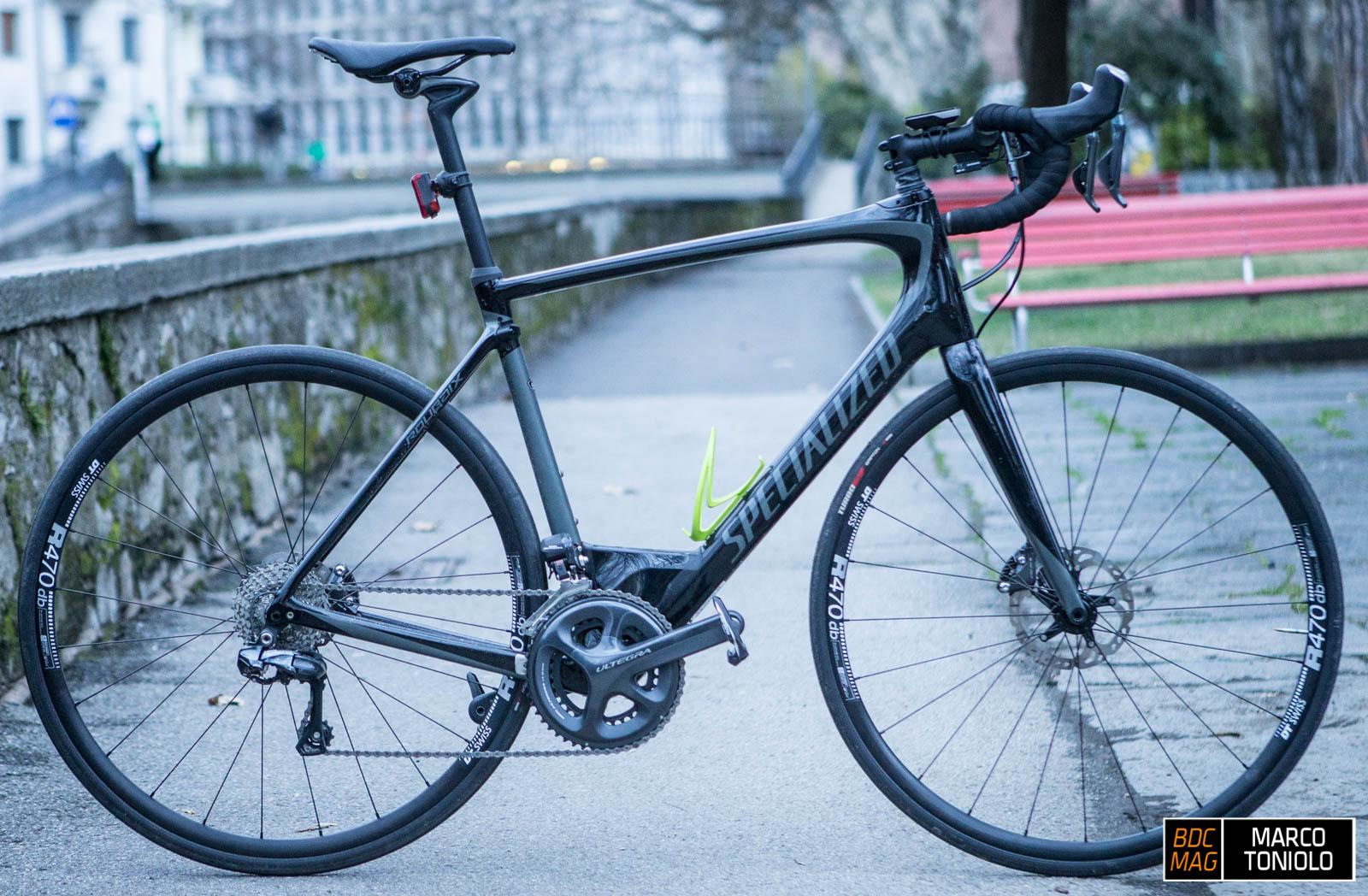[Test] Specialized Roubaix Ultegra DI2