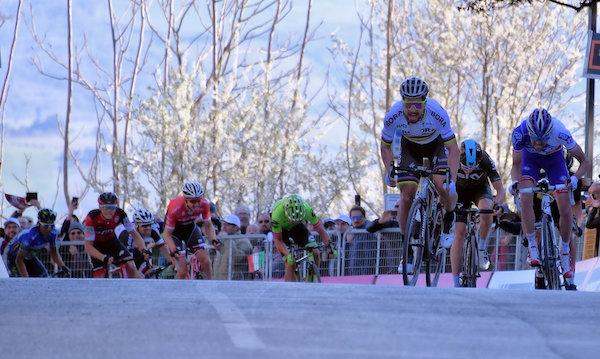 Tirreno-Adriatico 2017: ancora Sagan
