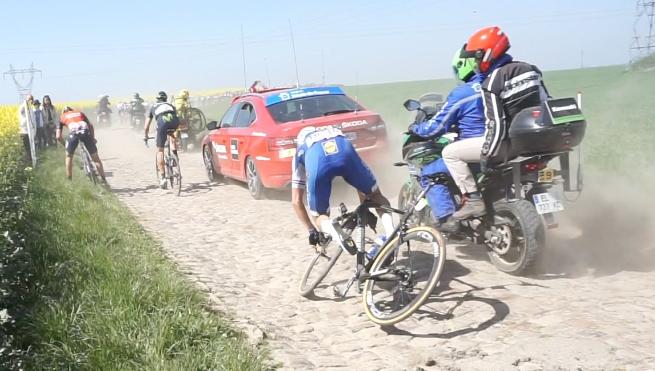 Specialized alla Roubaix: abbiamo sbagliato