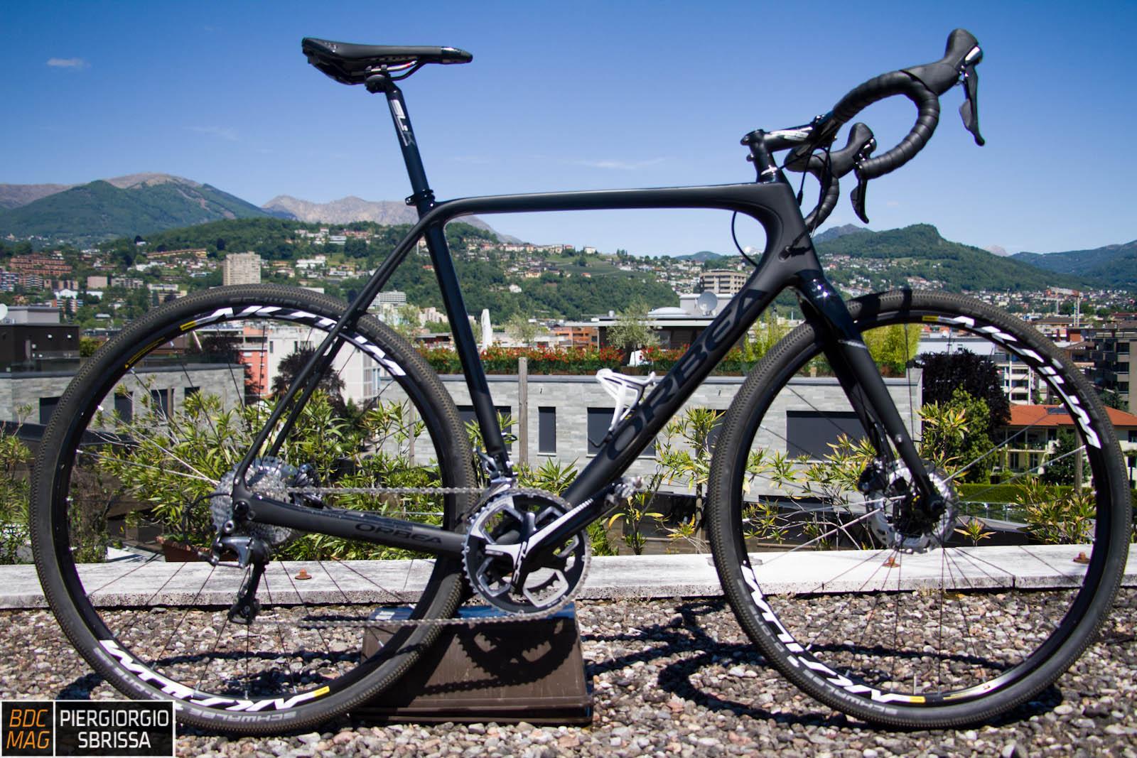 Test Orbea Terra M20 D Bdc Magcom Bici Da Corsa