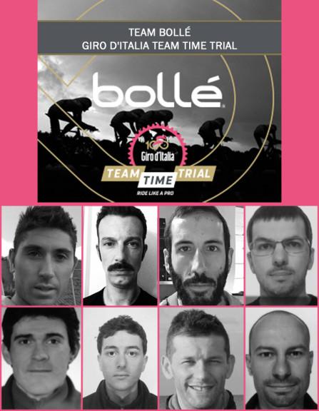 Team Bollé - Giro d'Italia team time trial (1)