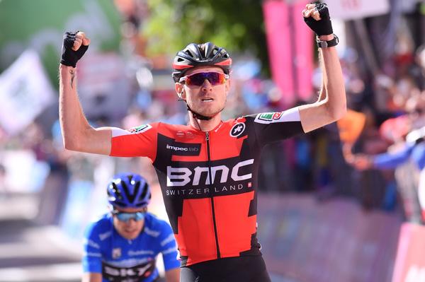 Van Garderen ha vinto la Tappa 18 del Giro d'Italia, Dumoulin rimane in Maglia Rosa