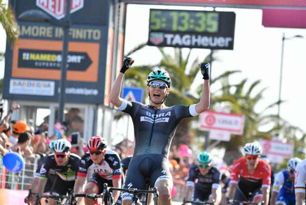 Il Giro d'Italia parla austriaco (per la prima volta)