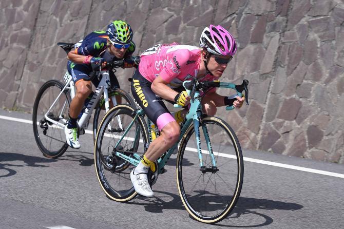 Il premio per il miglior discesista al Giro fa discutere