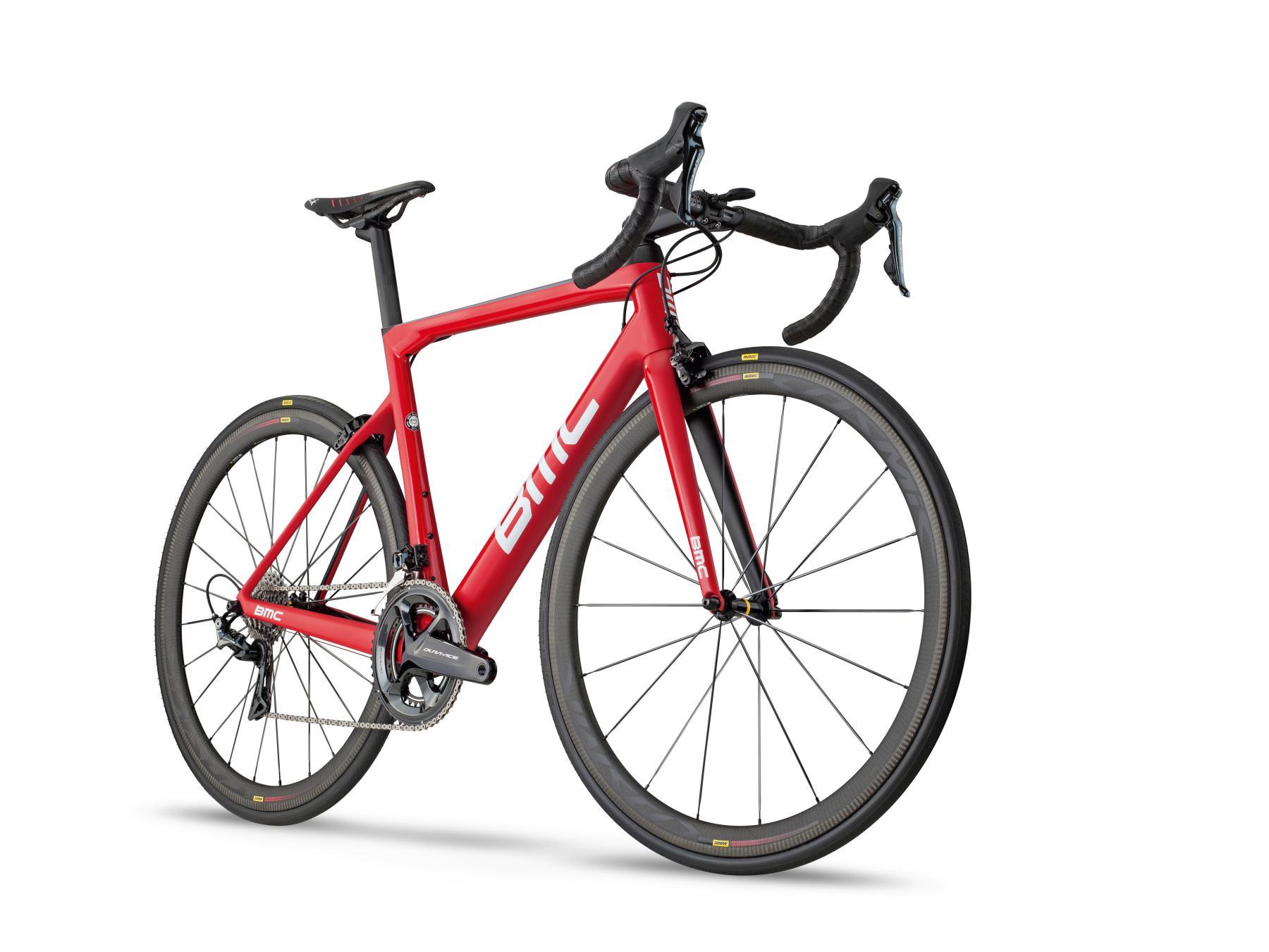 Nuova BMC Teammachine SLR 2018