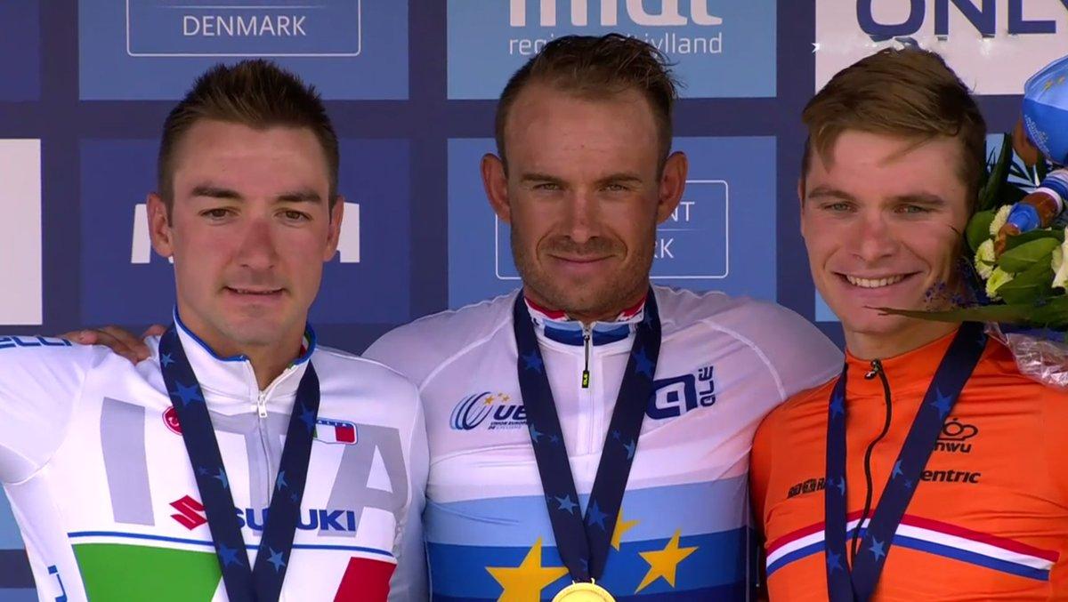 Campionati Europei 2017: Kristoff campione d'un soffio