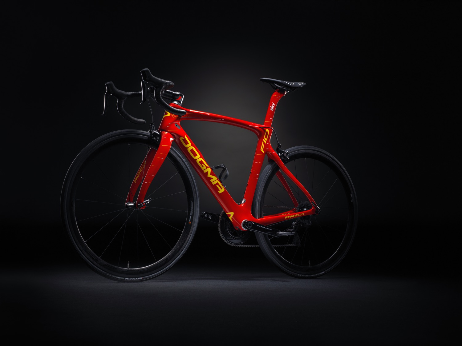 Pinarello Dogma F10 King of Spain