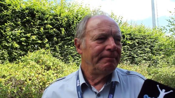 Patrick Legeay, presidente MPCC