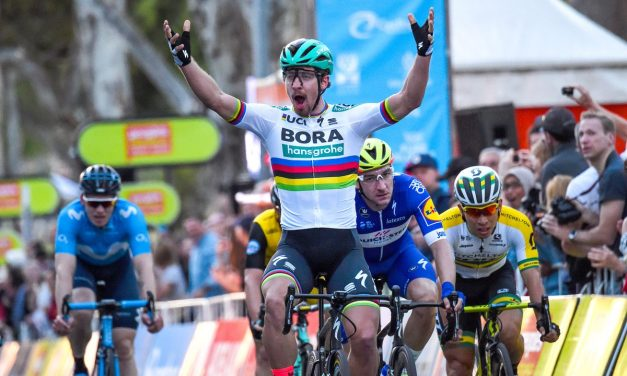 Tour Down Under 2018: Sagan apre le danze