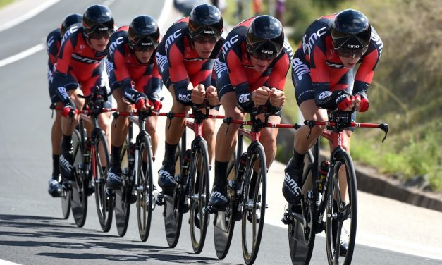 Il tempo stringe per il Team BMC