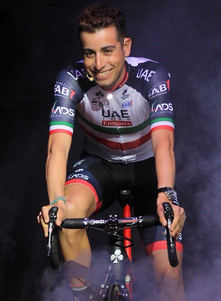 Fabio Aru sarà al via al Giro d'Italia 2018