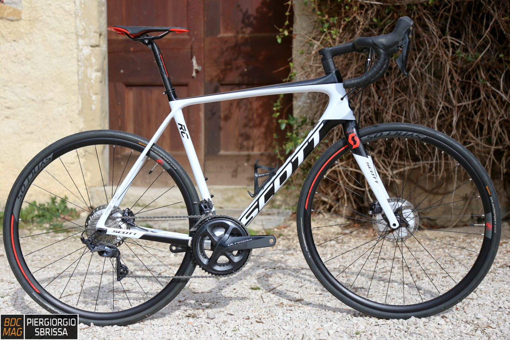 [Test] Scott Addict RC20 Disc