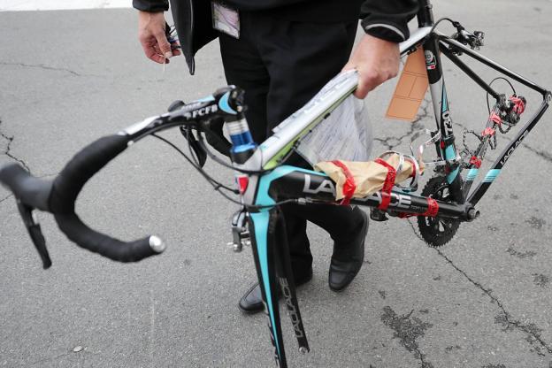 60 ore di lavori sociali per il doping tecnologico
