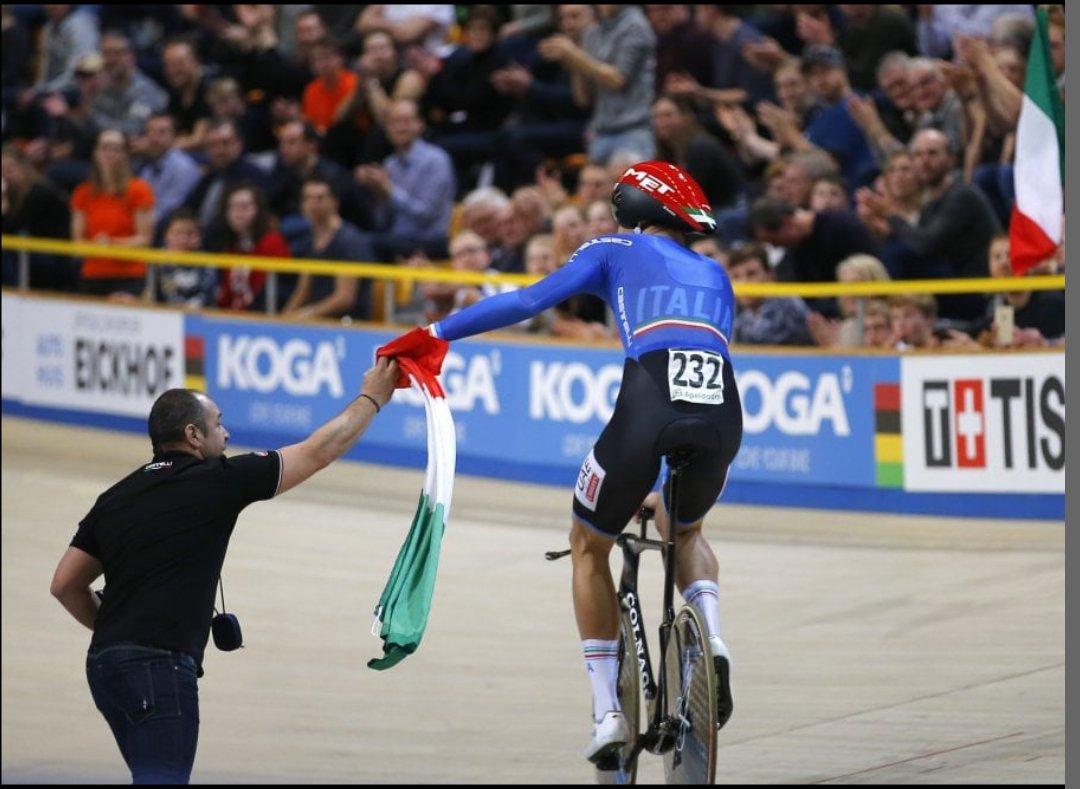 Filippo Ganna campione del mondo ad inseguimento individuale