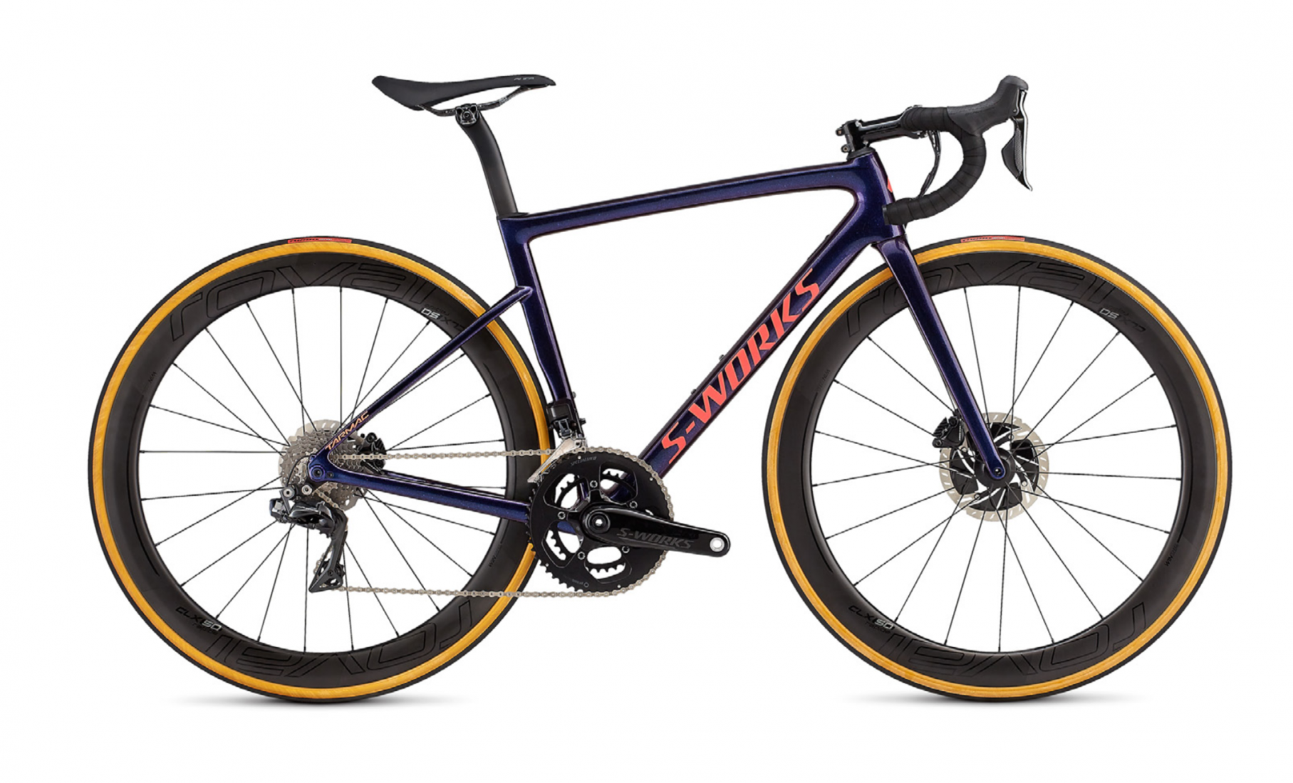 Nuova Specialized S'Works Tarmac Disc