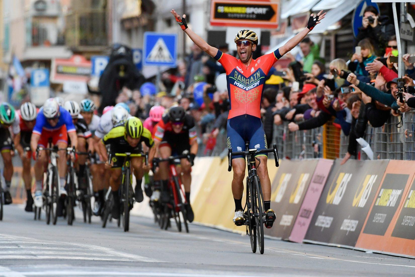 [Video] Nibali, capolavoro a Sanremo