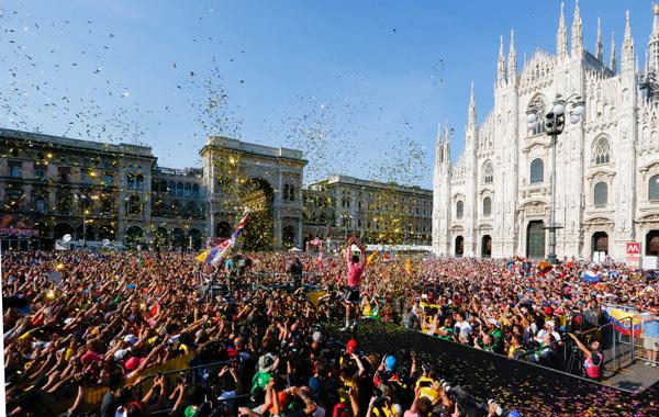 Giro d'Italia 101: inseguendo il sogno Rosa