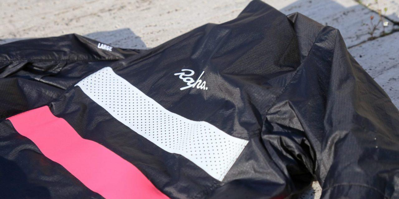 [Test] Rapha Brevet Flightweight Wind Jacket