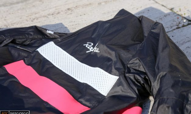 [Test] Rapha Brevet Flightweight Wind Jacket