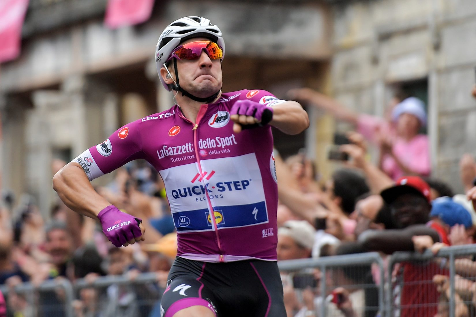 Giro 101: Viviani is Back