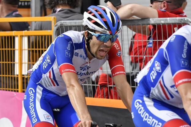 Giro 101: Pinot si ritira