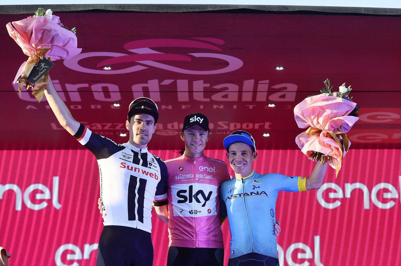 Giro 101: commenti sparsi e pagelle