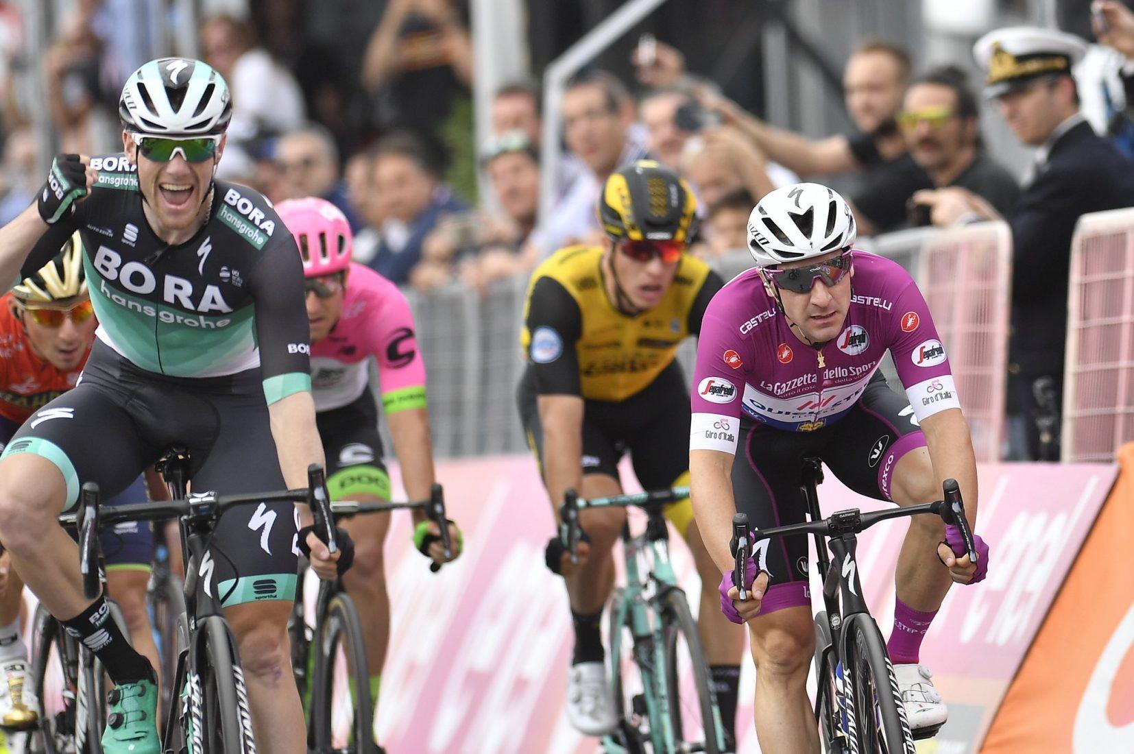 Giro 101: La prima volta di Bennett