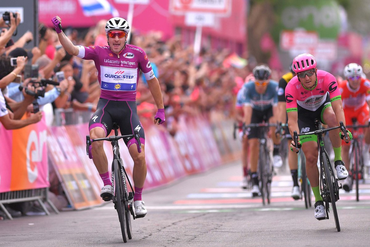 Giro 101: Viviani, doppietta in Israele