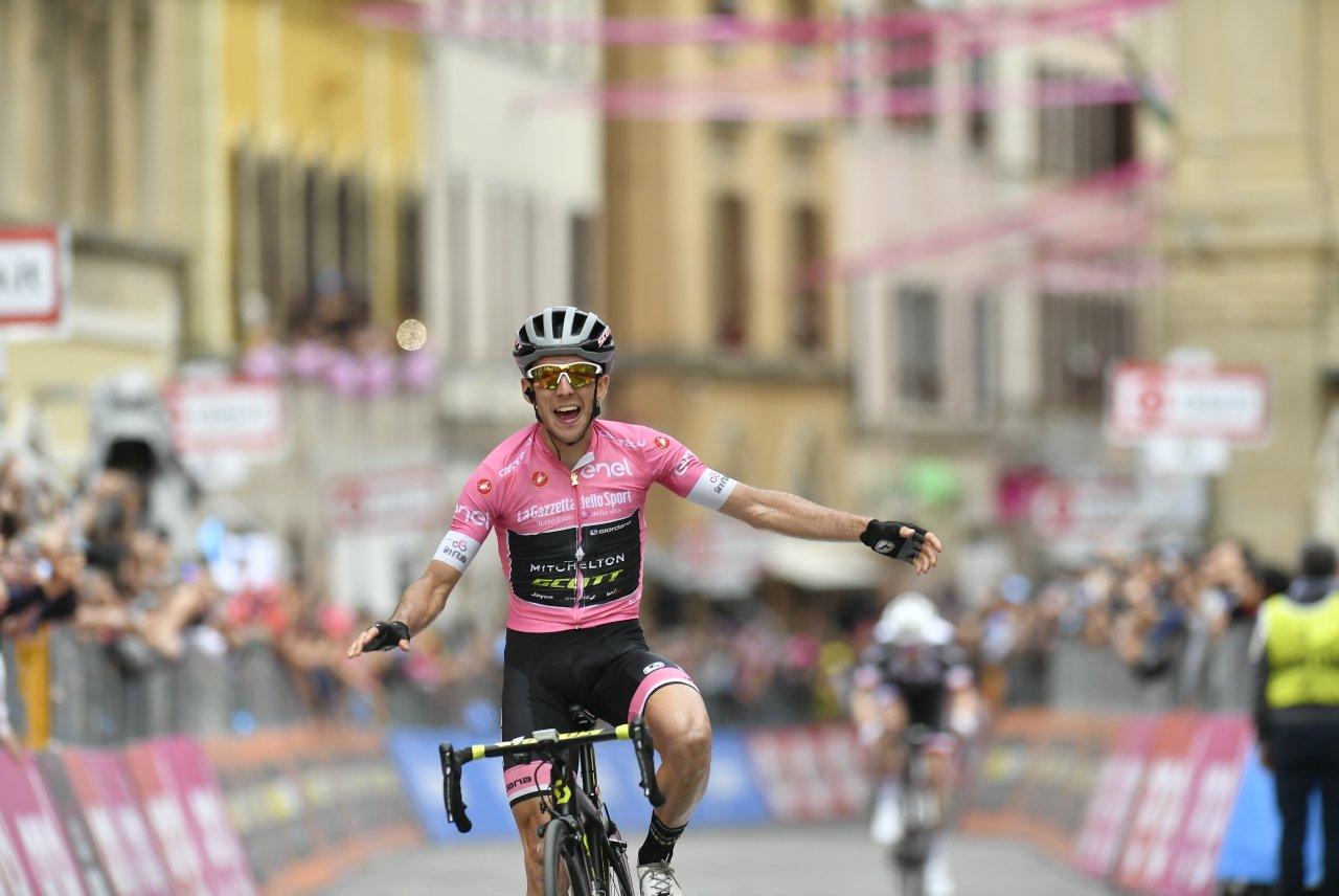 Giro 101: Yates sempre più in Rosa